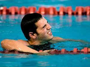 record natacion
