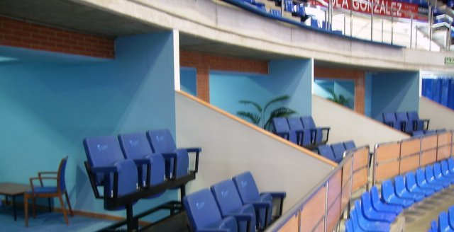 palcos VIP