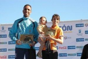 Ganadores Maraton 2011 masculino y femenino