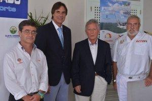 PRESENTACION DE LOS CAMPEONATOS DE ESPANA DE VELA DE CLASE FINN Y BIC OPEN