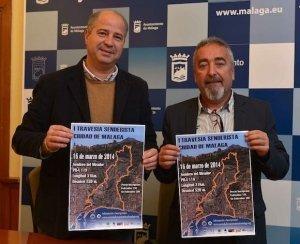 PRESENTACION DE LA I TRAVESIA SENDERISTA CIUDAD DE MALAGA 03