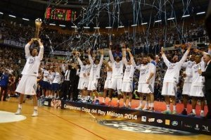 real madrid copa del rey baloncesto