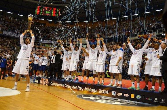 real madrid copa del rey baloncesto