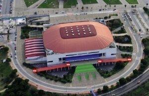 accesos palacio de deportes