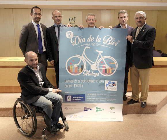 dia de la bicicleta malaga 2014