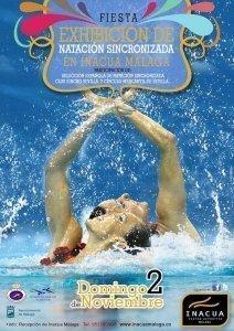 exhibicion inacua malaga deporte femenino