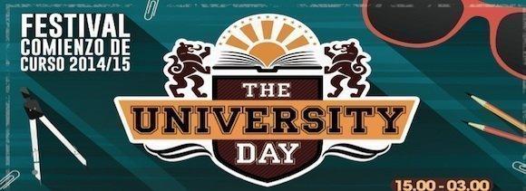university day cambio recinto