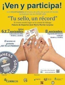 record ginness sellos