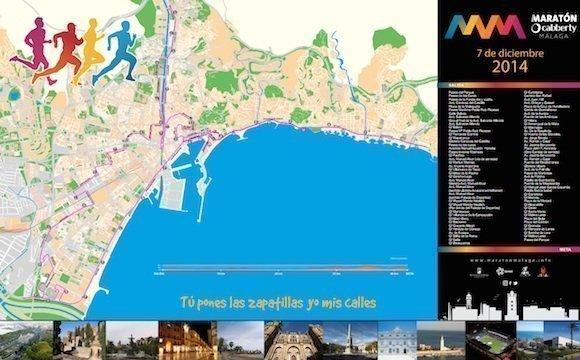 recorrido maraton 2014