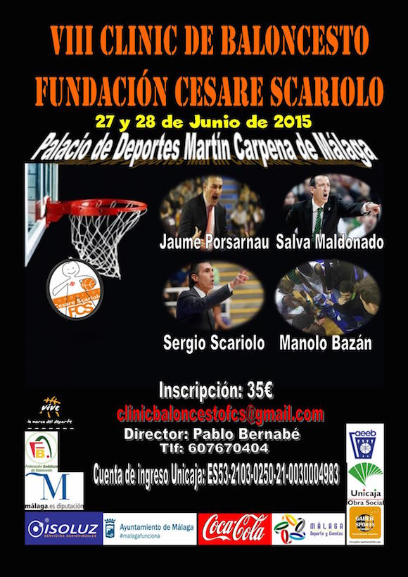 Cartel VIII Clinic FCS 2015 580 1