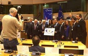 Capitalidad Europea del Deporte Bruselas