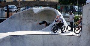 slider skatepark malaga