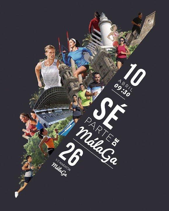 media maraton malaga