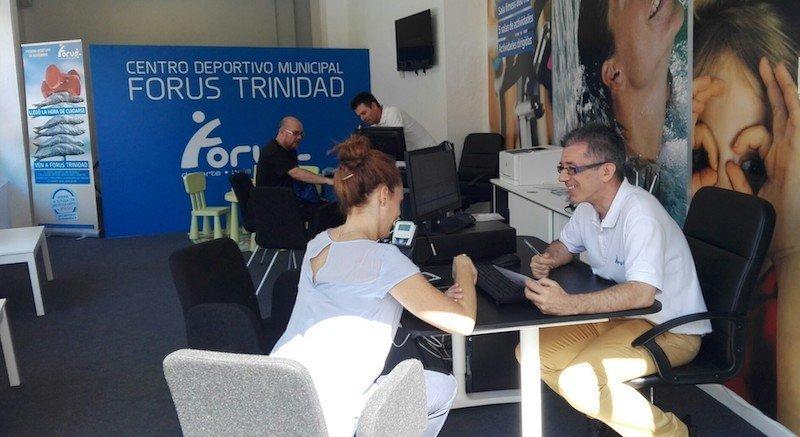 Oficina Forus Trinidad 1