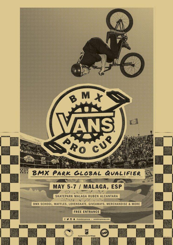 Vans BMXProCup17 A1 Poster copia copia 723x1024