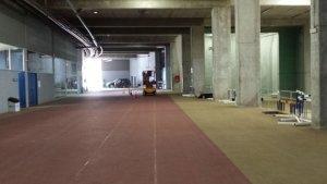 iluminacion estadio atletismo