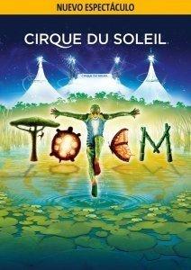 Totem Cirque du Soleil Cartel