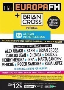 Cartel Brian Cross con Aldeas Infantiles copia