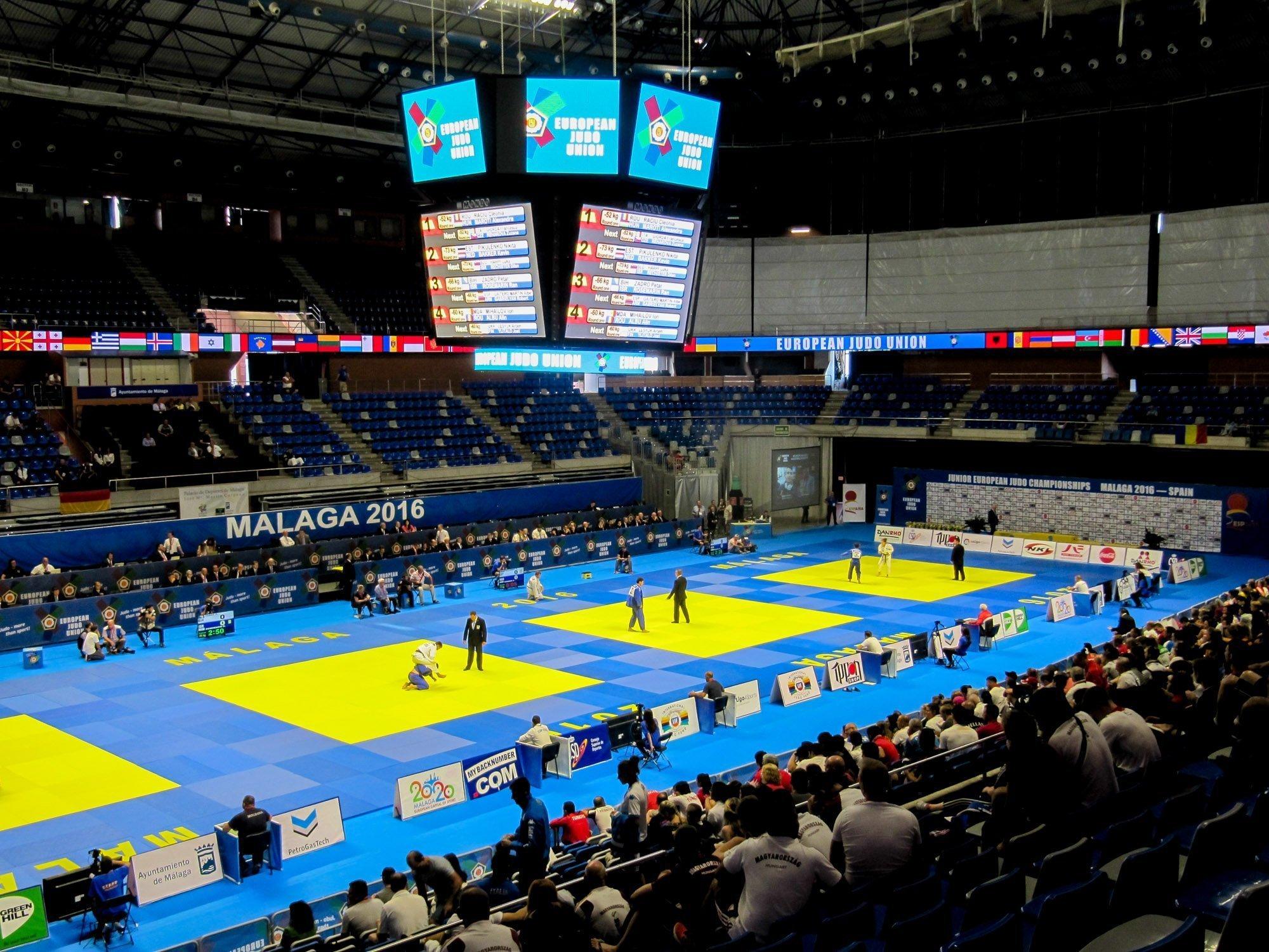 Palacio De Deportes Jose Mª Martin Carpena Malaga Deporte Y Eventos